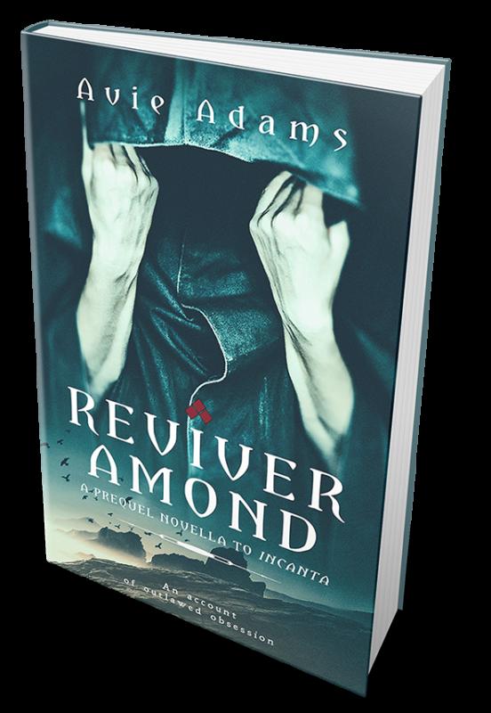 Reviver Amond | A Prequel to Incanta